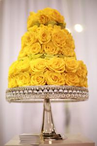 rose festival cake